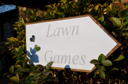 Lawn games – Klip river country estate Wedding expo